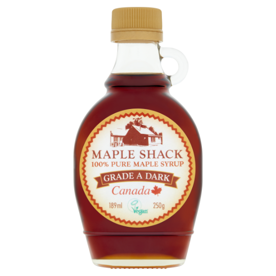 Maple Shack Pure Maple Syrup 189ml