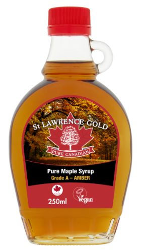St Lawrence Gold Amber 250ml